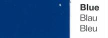 Vinylfolie Blau- Mareve Design