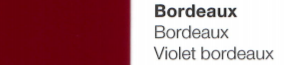 Vinylfolie Bordeaux- Mareve Design