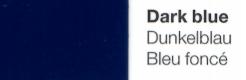 Vinylfolie Dunkelblau- Mareve Design