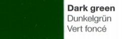 Vinylfolie Dunkelgrün- Mareve Design
