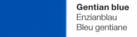 Vinylfolie Enzianblau- Mareve Design