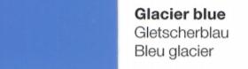 Vinylfolie Gletscherblau- Mareve Design