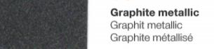 Vinylfolie Graphit Metallic- Mareve Design