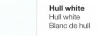 Vinylfolie Hull White- Mareve Design