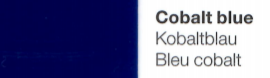 Vinylfolie Kobaltblau- Mareve Design