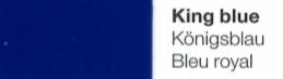 Vinylfolie Königsblau- Mareve Design