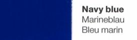Vinylfolie Marineblau- Mareve Design
