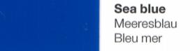 Vinylfolie Meeresblau- Mareve Design