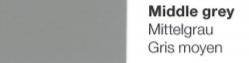 Vinylfolie Mittelgrau- Mareve Design