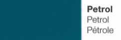 Vinylfolie Petrol - Mareve Design