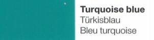Vinylfolie Türkisblau - Mareve Design