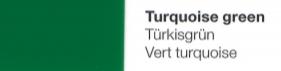 Vinylfolie Türkisgrün - Mareve Design