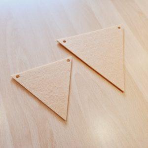 Filz Wimpelkette - Mareve Design