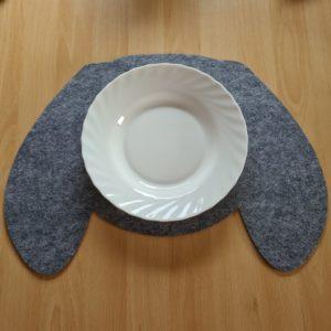 Filz Platzset - Mareve Design