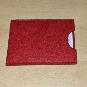 Filz Kartenhülle - Mareve Design