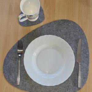 Filz - Platzdeckchen - Mareve Design