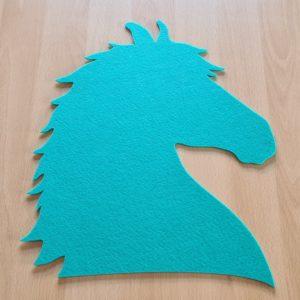 Filz - Platzdeckchen - Pferd - Mareve Design