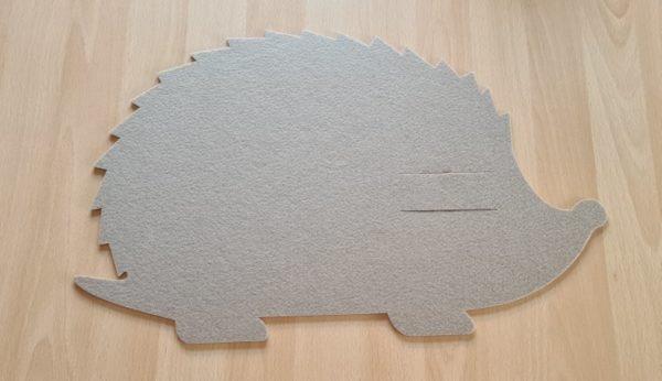 Filz - Platzdeckchen - Igel - Mareve Design