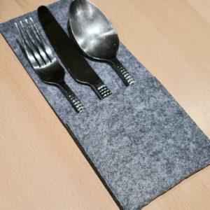 Filz - Bestecktasche - Mareve Design